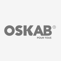 SOKLEO - Poubelle bac encastrable - 32L 2 bacs coulissants Anthracite