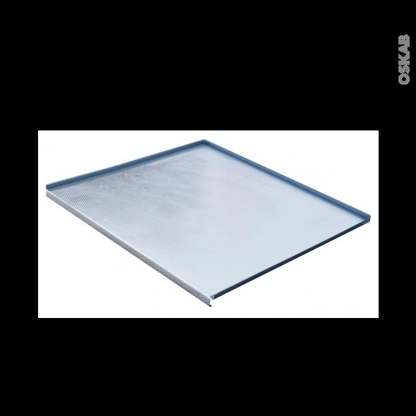 Protection Aluminium Pour Meuble Sous Evier L50 Avec Rebords Caoutchouc Anti Fuites Sokleo Oskab