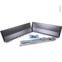 SOKLEO - Kit rénovation 18 - Pack coulisse N°70 - Casserolier profond