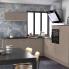 #Meuble de cuisine - Casserolier - GINKO Taupe - 2 tiroirs 1 tiroir à l'anglaise - L60 x H70 x P37 cm