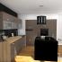 #SOKLEO - Poignée de cuisine N°3 - Inox brossé - 20,2cm - entraxe 160