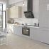#Meuble de cuisine - Angle bas réversible - HODA Béton - 1 porte N°21 L60 cm - L100 x H70 x P58 cm