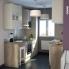 #SILEN Argile - Meuble bas cuisine - 1 porte - L60xH57xP58 - gauche