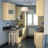#BETULA Bouleau - Meuble casserolier - 3 tiroirs - L80xH70xP37