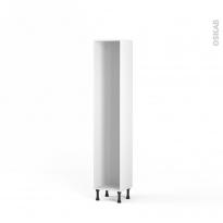 Caisson colonne N°26 - Armoire de cuisine - L40 x H195 x P35 cm - SOKLEO