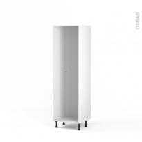 Caisson colonne N°29 - Armoire de cuisine - L60 x H195 x P56 cm - SOKLEO