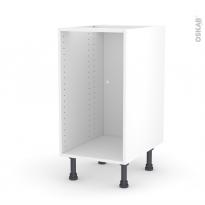 Caisson bas N°5 - Meuble de cuisine  - L40 x H70 x P56 cm - SOKLEO