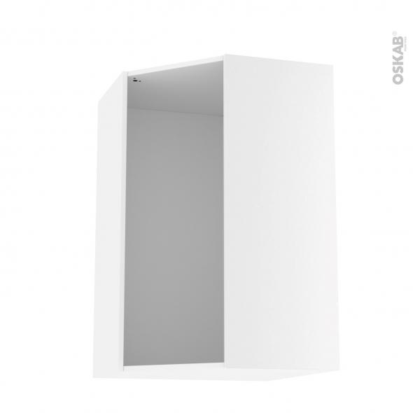 Caisson d'angle haut N°23 - Meuble de cuisine - L65 x H92 x P35 cm - SOKLEO