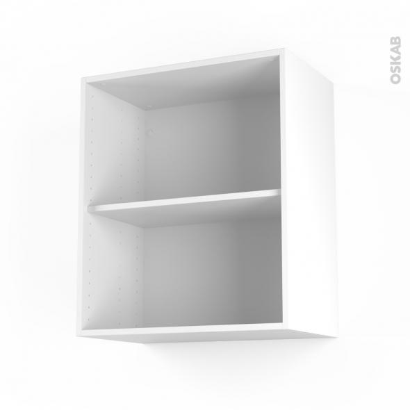 Caisson haut N°18 - Meuble de cuisine - L60 x H70 x P35 cm - SOKLEO