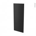 Finition cuisine - Joue N°32 - AVARA Frêne Noir - L37 x H92 cm