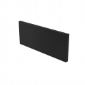 AVARA Frêne Noir - plinthe N°35 - L220xH15
