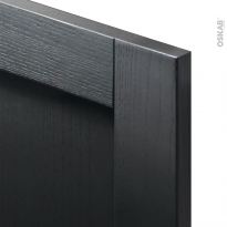 Echantillon - Meuble de cuisine - AVARA Frêne Noir - L7xH14
