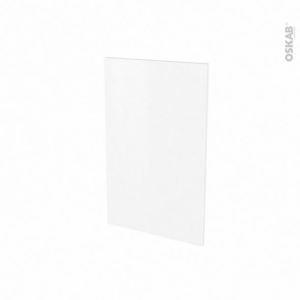 GINKO Blanc - Rénovation 18 - Porte N°87 - Lave vaisselle full intégrable - L45xH70