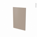 Façades de cuisine - Porte N°87 - GINKO Taupe - L45 x H70 cm