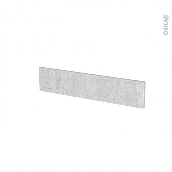 Bandeau four N°37 - HODA Béton - L60xH13 cm