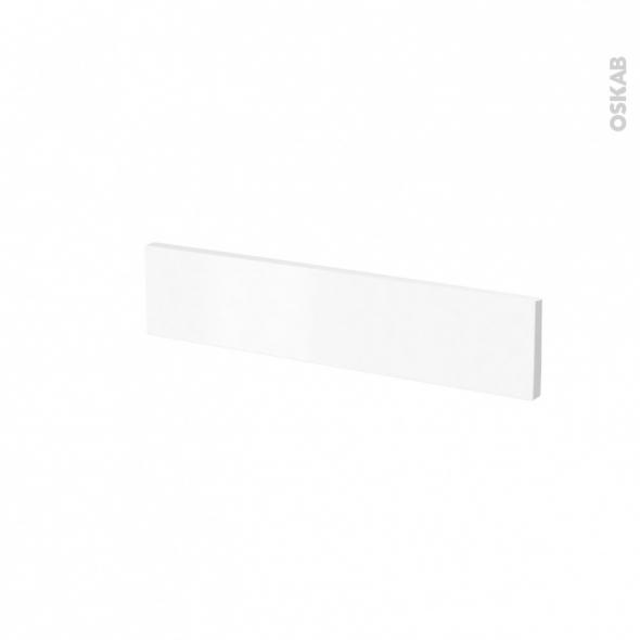 Bandeau four N°37 - IPOMA Blanc mat - L60 x H13 cm