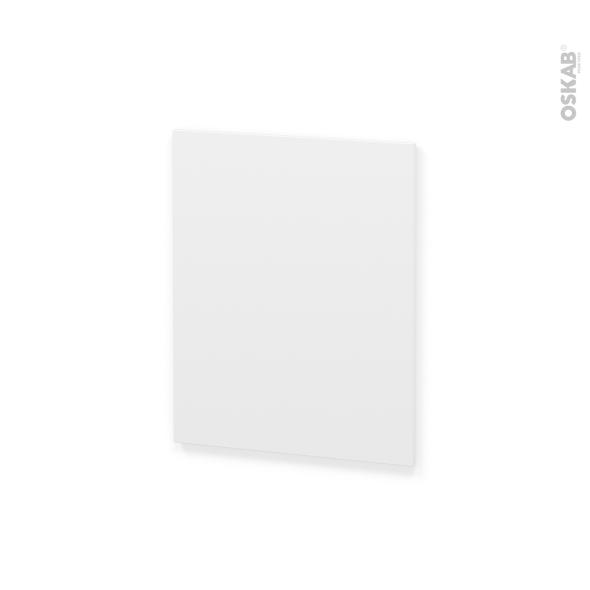Ipoma Blanc Mat - Rénovation 18 - joue N°78 - L60xH70