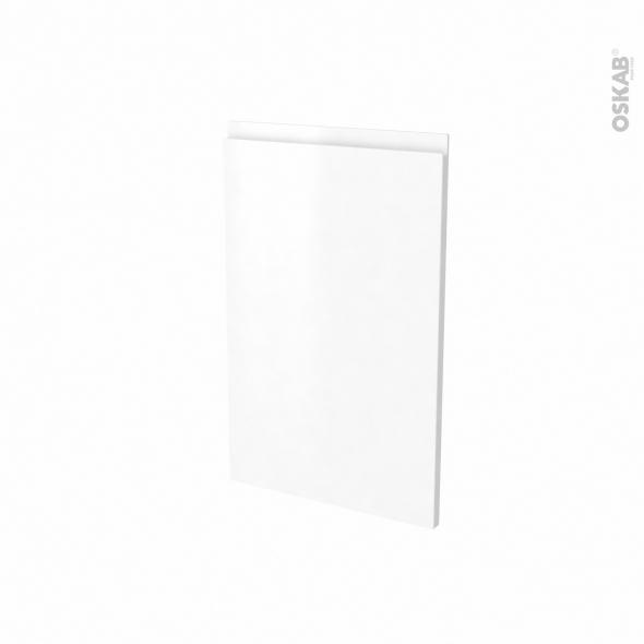 Porte lave vaisselle - Full intégrable N°87 - IPOMA Blanc mat - L45 x H70 cm
