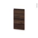 Façades de cuisine - Porte N°19 - IPOMA Noyer - L40 x H70 cm