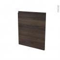 Façades de cuisine - Porte N°21 - IPOMA Noyer - L60 x H70 cm