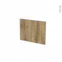 Façades de cuisine - Face tiroir N°6 - OKA Chêne - L40 x H31 cm