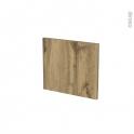 Façades de cuisine - Face tiroir N°9 - OKA Chêne - L40 x H35 cm