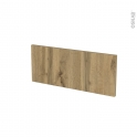 Façades de cuisine - Face tiroir N°5 - OKA Chêne - L60 x H25 cm