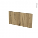 Façades de cuisine - Face tiroir N°8 - OKA Chêne - L60 x H31 cm