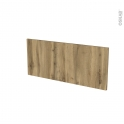Façades de cuisine - Face tiroir N°11 - OKA Chêne - L80 x H35 cm