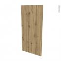 Façades de cuisine - Porte N°27 - OKA Chêne - L60 x H125 cm
