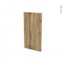 Finition cuisine - Joue N°30 - OKA Chêne - L37 x H70 cm
