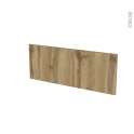Façades de cuisine - Face tiroir N°38 - OKA Chêne - L80 x H31 cm