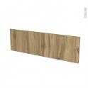 Façades de cuisine - Face tiroir N°40 - OKA Chêne - L100 x H31 cm