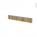 Façades de cuisine - Face tiroir N°42 - OKA Chêne - L80 x H13 cm