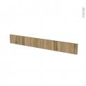 Façades de cuisine - Face tiroir N°43 - OKA Chêne - L100 x H13 cm