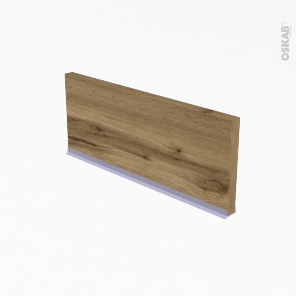 OKA Chene - Kit Rénovation 18 - Plinthe n°35 - Avec joint d'étanchéité - L220xH15.4
