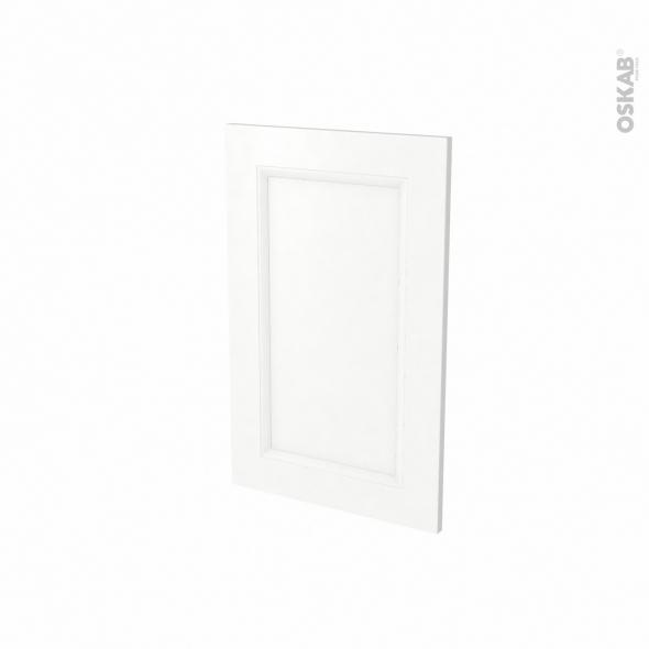 Façades de cuisine - Porte N°87 - STATIC Blanc - L45 x H70 cm