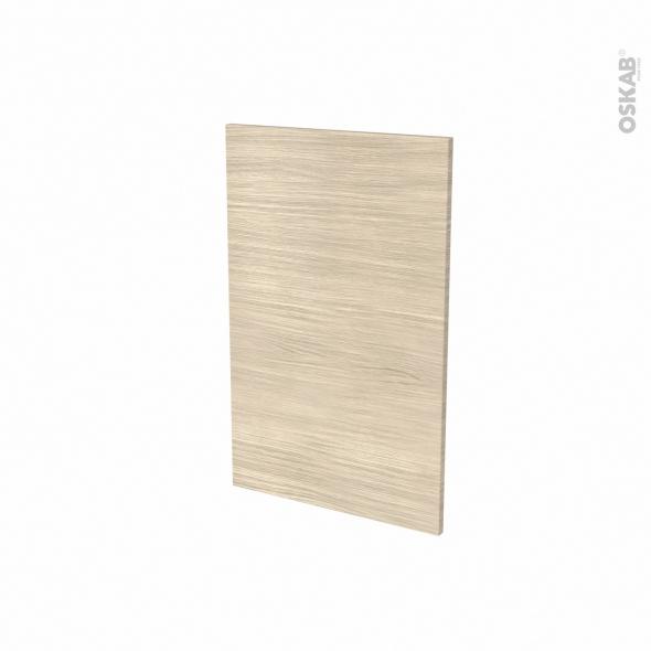 Façades de cuisine - Porte N°87 - STILO Noyer blanchi - L45 x H70 cm