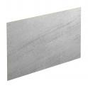PLANEKO - Chant crédence N°31 - Basalt gris - L500xl1,3xE0,1cm