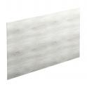 Chant crédence - Chêne blanchi N°24 - Bande de chant cuisine - L500 x l1,3 x E0,1 cm - PLANEKO