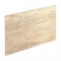 Crédence de cuisine N°215 - Décor Chêne nordique - Stratifié - L300 x H64 x E0.9cm - PLANEKO