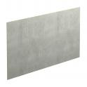 PLANEKO - Chant crédence N°29 - Fakto béton - L500xl1,3xE0,1cm