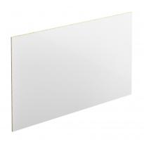 Crédence de cuisine N°107 - Décor Blanc Brillant - L300 x H64 x E0,9 cm - PLANEKO