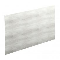 PLANEKO - Chant crédence N°24 - Chêne blanchi - L500xl1,3xE0,1cm