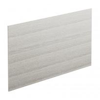 PLANEKO - Chant crédence N°20 - Chêne grisé - L500xl1,3xE0,1cm