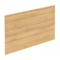 Crédence de cuisine N°205 - Décor Chêne naturel hosta - Stratifié - L300 x H64 x E0,9 cm - PLANEKO
