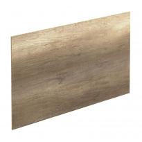 Crédence de cuisine N°209 - Décor Chêne relief - Stratifié - L300 x H64 x E0,9 cm - PLANEKO