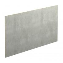 Crédence de cuisine N°504 - Décor Fakto béton - Stratifié - L300 x H64 x E0,9 cm - PLANEKO