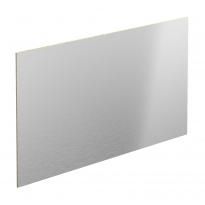 Crédence salle de bains N°41 - Inox - L300 x H64 x E0,9 cm - PLANEKO