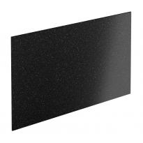 Chant crédence - Noir galaxie  N°309 - Bande de chant cuisine - L500 x l1.3 x E0.1 cm - PLANEKO